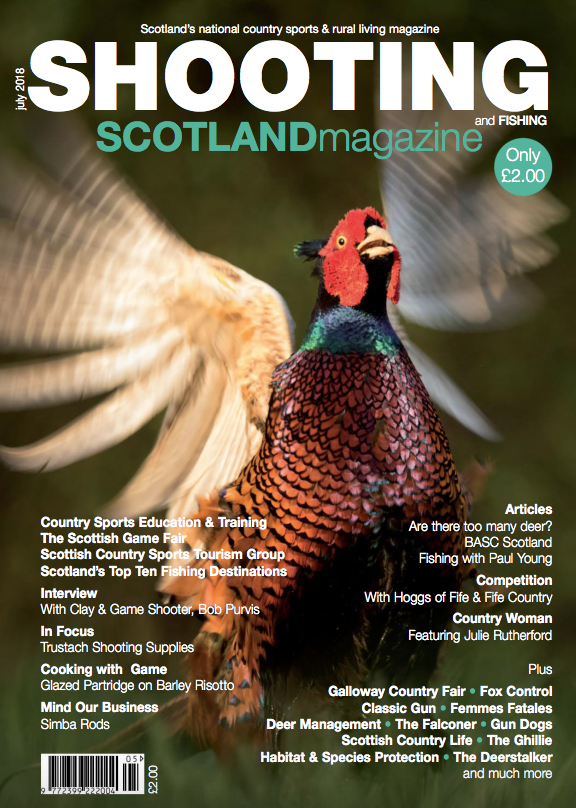 Shooting Scotland Magazine June 2018