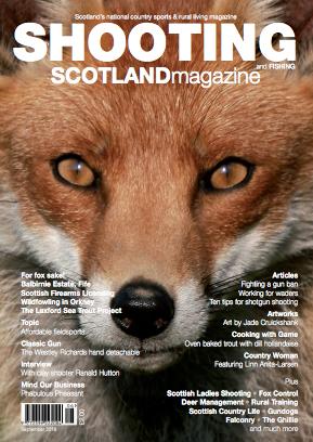Shooting Scotland Magazine - August 2018