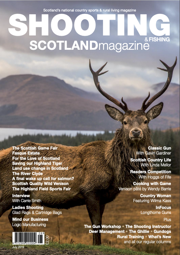 Shooting Scotland Magazine - June 2019